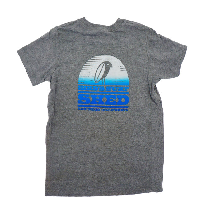 Youth Bird's Surf Shed Original Logo S/S Tee